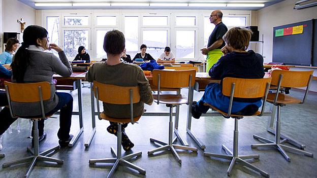 Aargauer Lehrer wollen Sparmassnahmen nicht hinnehmen