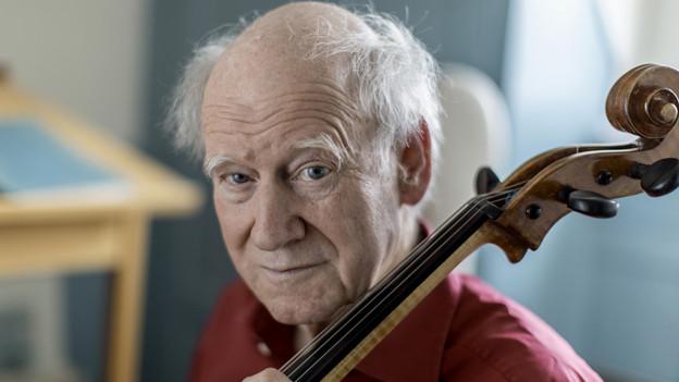 Franz Hohler im Februar 2013.