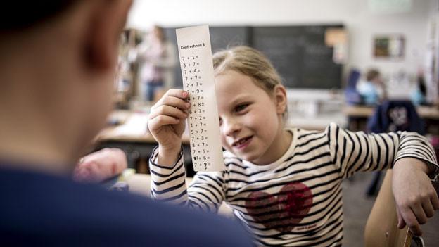 Umstrittene Sparmassnahmen in der Schule