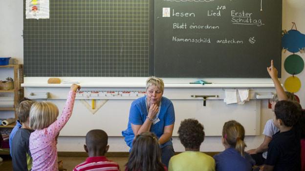 Aargauer Lehrer sind gegen das Sparpaket.