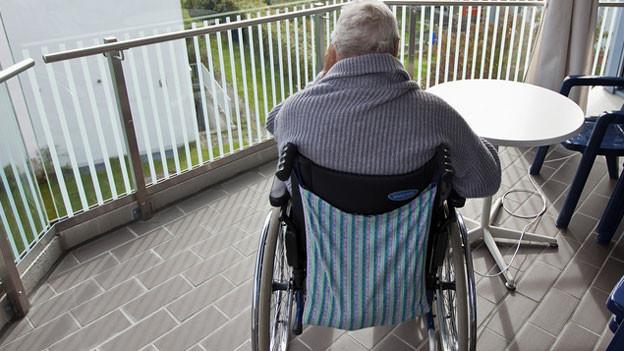 Pflegeheime könnten effizienter arbeiten.