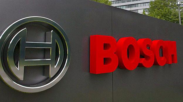 Bosch organisiert die Produktion in Europa neu.