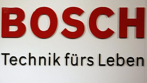 Mit den Plänen des deutschen Mutterhauses Bosch ist der Verband «Angestellte Schweiz» nicht einverstanden.
