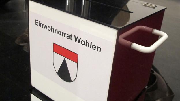 Auch in Wohlen hat die FDP zugelegt
