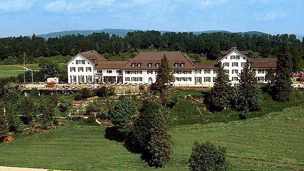 Im Kurhaus Weissenstein soll es bald wieder Hotelbetrieb geben.