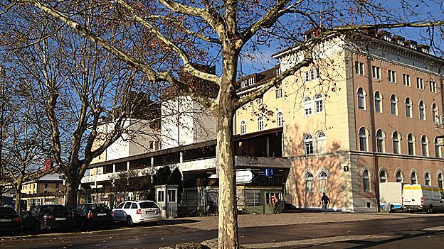 Die Kaserne Aarau soll nicht zugehen, sagt das Stationierungskonzept der Armee.
