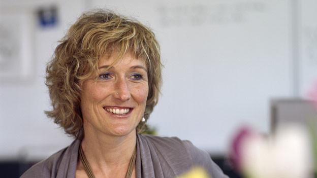 Susanne Hochuli kann mit Rekrutierungszentrum in Aarau leben.