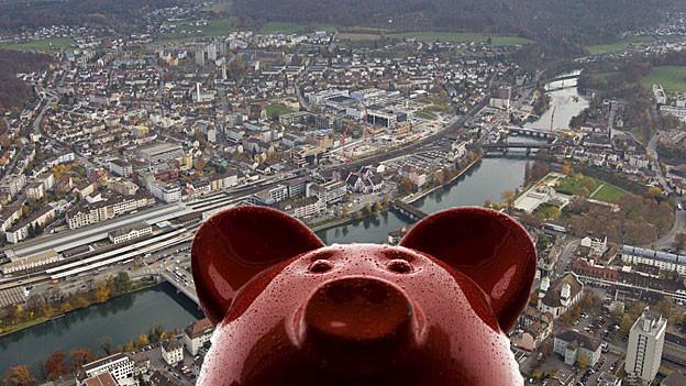 Die Stadt Olten braucht Geld. Sie erhöht die Steuern um 10 Prozent, hat das Parlament entschieden.