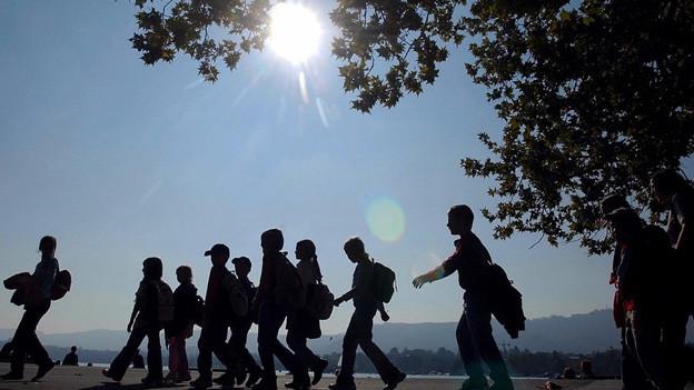 Lehrer wollen klarere Regeln für Schulsuaflüge