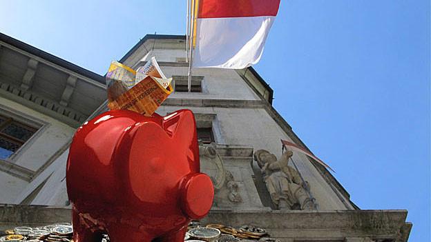 Bis zu 115 Millionen Franken pro Jahr will die Solothurner Regierung noch sparen.