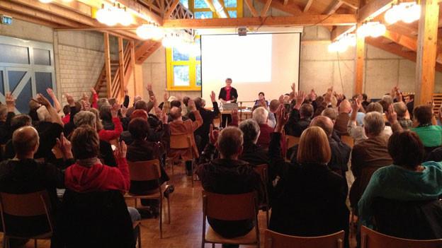 An einer Gemeindeversammlung im Juni wurden in Egerkingen sechs Steuersünder an den Pranger gestellt.