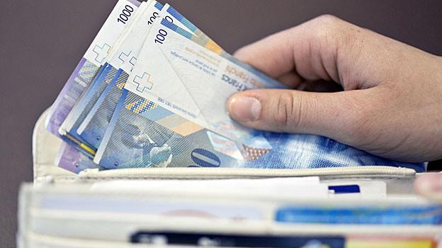 Ab 2014 wird das frühe Einzahlen der Steuern im Aargau belohnt.