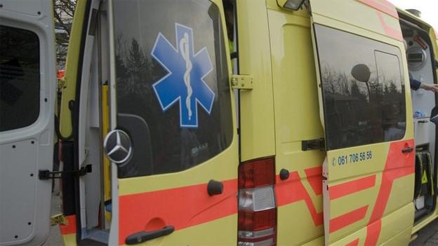 Die Ambulanz brauchte wegen eines Fehlers zu lange