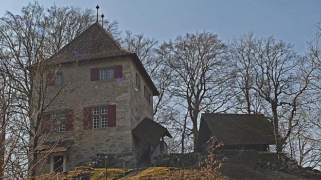 Das Schloss Buchegg ist das Wahrzeichen und der Namensgeber der Fusions-Gemeinde im Bucheggberg.