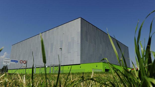 Datencenter von green.ch