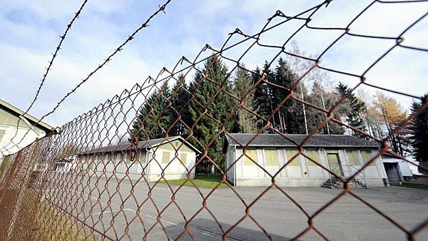Einige der militärischen Gebäude in Bettwil sollen wegen schlechtem Zustand abgerissen und neu gebaut werden.