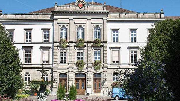 Die Psychiatrische Klinik Königsfelden in Brugg.