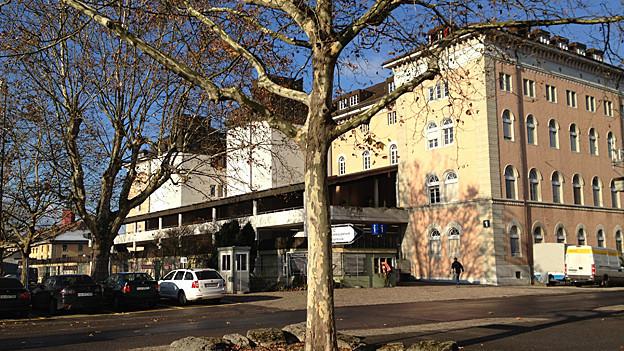 Ab 2030 Wohn- und Gewerbeareal der Aarauer Innenstadt? Der Aarauer Stadtrat will die Planung des Kasernenareals angehen.