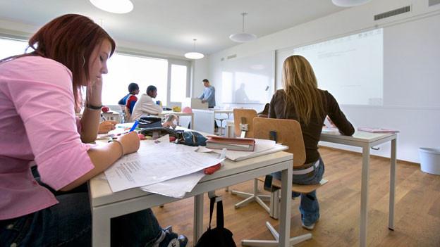 Immer mehr Lehrer fürchten Strukturreform.