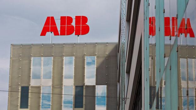 ABB-Schweiz in Baden investiert in Zuklunft.