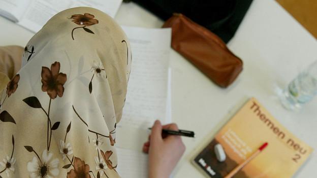 Bleibt erlaubt: Kopftuch an Aargauer Schulen