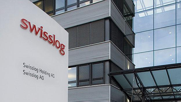 Sitz der Swisslog in Buchs (AG)
