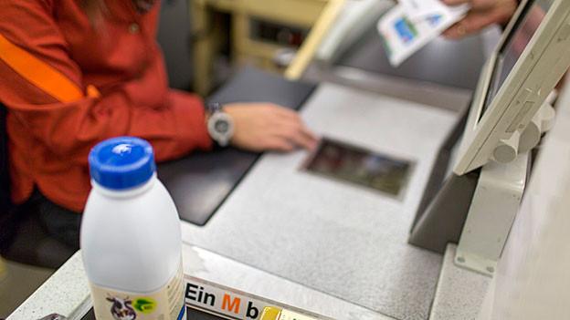 Die Migros Aare hat 2013 Umsatz und Gewinn gesteigert. Vor allem Bio-Produkte sind für das Rekordergebnis verantwortlich