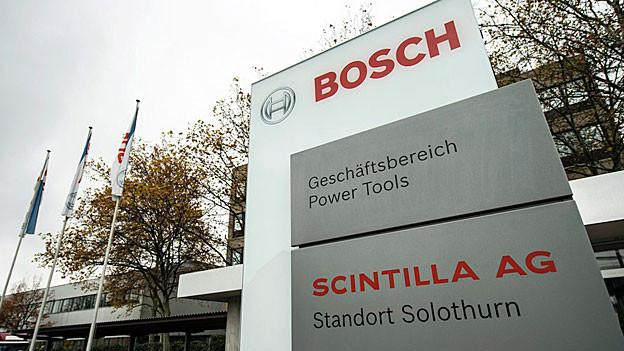 Ein grosser Teil des Scintilla Werks Zuchwil wird nun definitiv nach Ungarn verlegt.
