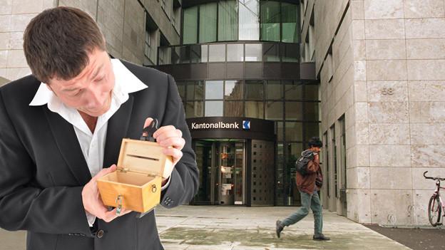 Aargauische Kantonalbank soll nicht noch mehr Geld an Kanton überweisen.