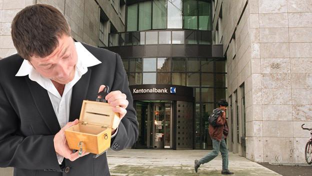 Staatsbank soll Schulden bezahlen