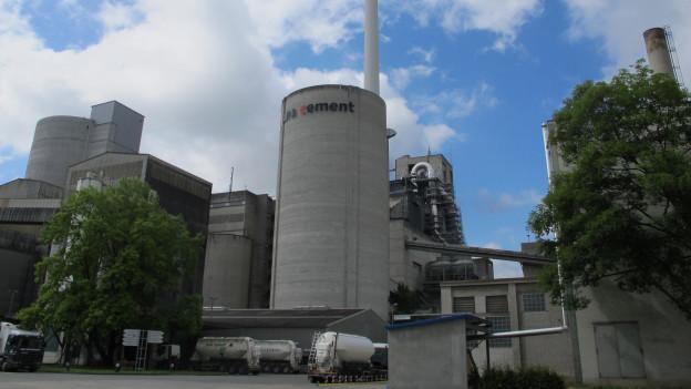 Werk Jura Cement