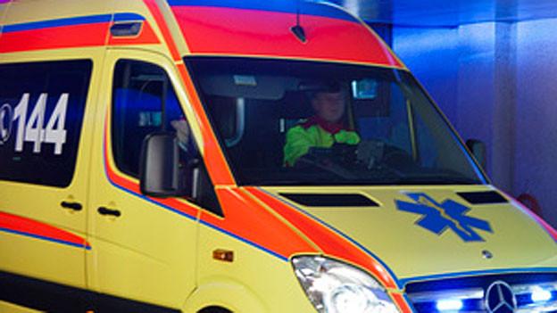 Die Verspätung der Ambulanz in Fislisbach ging auf einen Fehler der Einsatzzentrale zurück.
