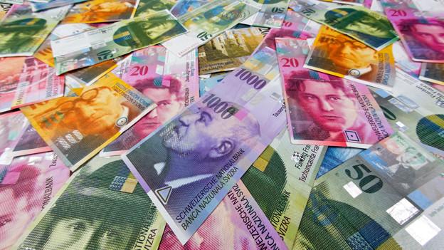 Wer stopft das Loch von zwei Milliarden Franken?