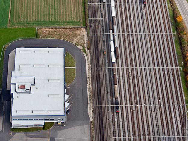 Die SBB setzt vermehrt auf den Rangierbahnhof Limattal. Mehr Lärm soll es in Spreitenbach nicht geben, so die SBB.