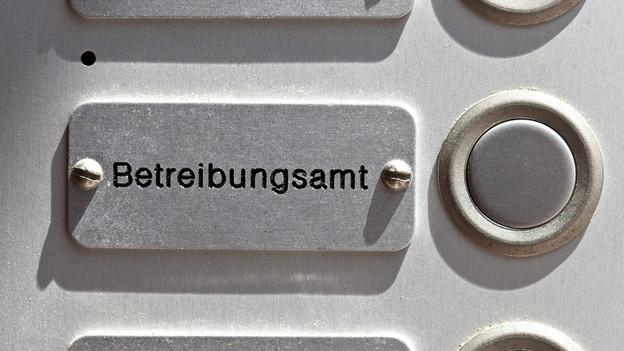 137 Betreibungsämter hat der Kanton Aargau aktuell. Vor einem Jahr waren es noch 70 mehr.