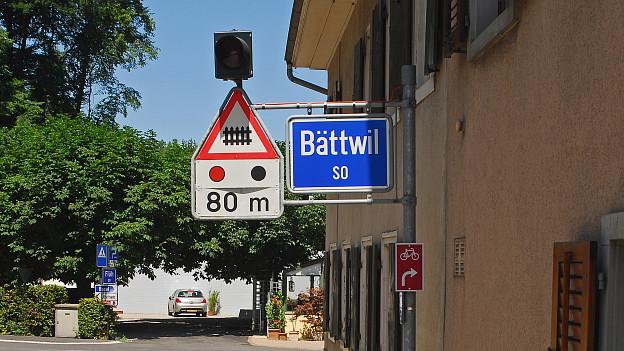 Bättwil will gemeinsam mit anderen Gemeinden das Referendum.