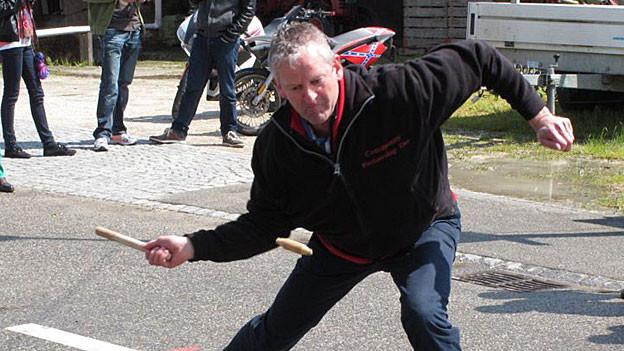 Auch heuer wird in Wolfwil wieder der beste Meggeler erkoren