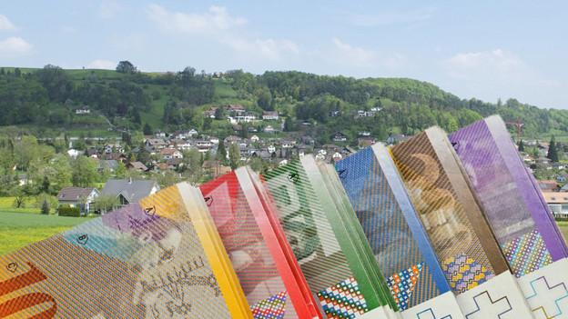 Fast 40'000 Franken zahlt Pro Natura für Bauland in Villnachern.