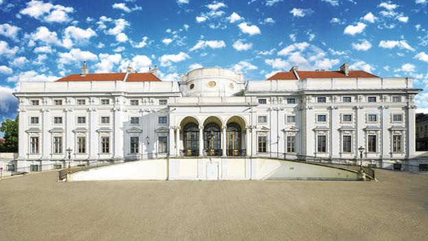 Das Palais Schwarzenberg in Wien will die Stadtcasino Baden AG zum Casino umbauen.
