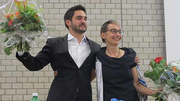 Die neuen Präsidenten der Aargauer SP