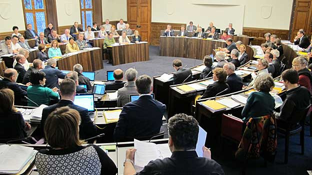 Solothurner Pensionskasse: Jahrhundertgeschäft im Kantonsrat