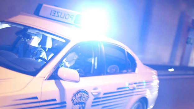Grosseinsatz der Polizei in der Region Lenzburg