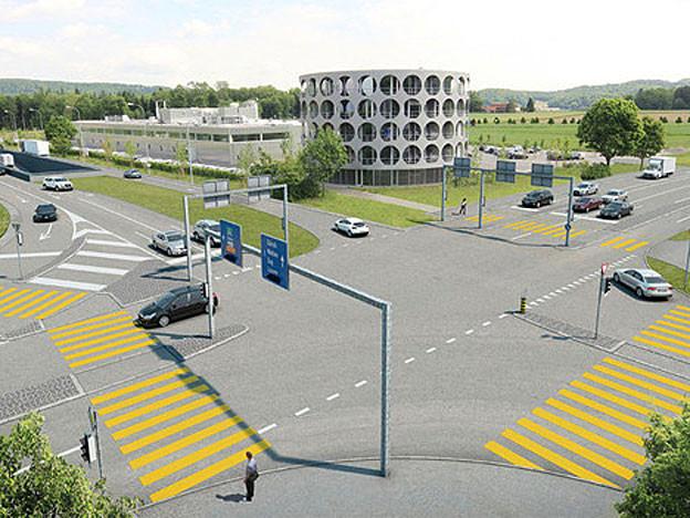 Das 75-Millionen-Franken-Projekt soll den Verkehr bei Lenzburg entflechten. Es gab wenige Einsprachen dagegen.