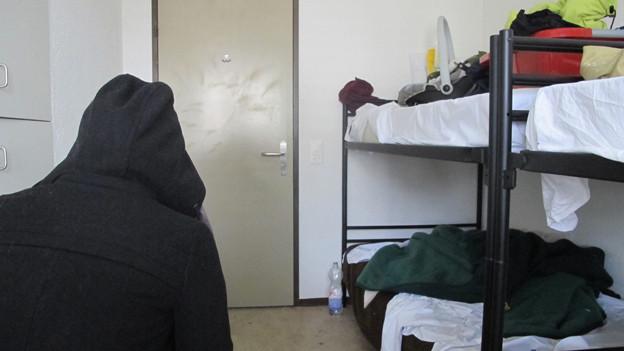 In der Zivilschutzanlage in Biberist sollen vorerst 30 Asylsuchende untergebracht werden (Symbolbild).
