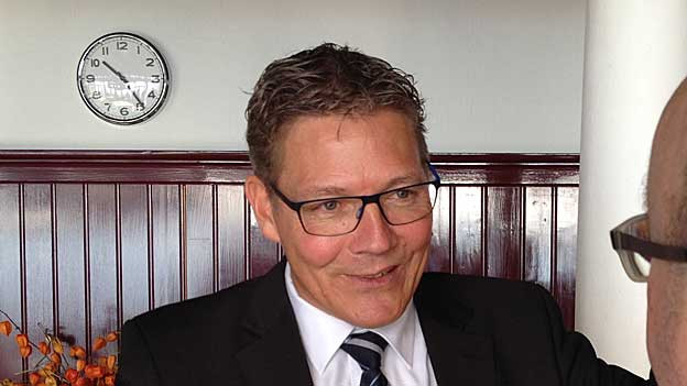 Roland Fürst hält 3 Erst-August-Reden in 1 Stunde
