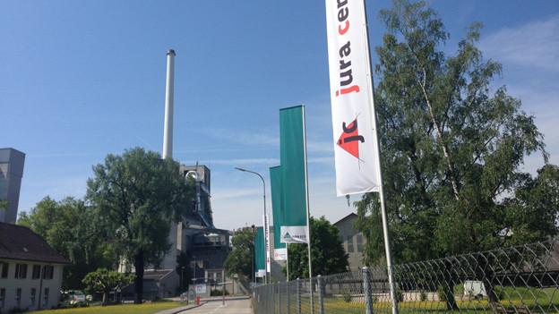 Jura Cement will im bestehenden Abbaugebiet weiter abbauen