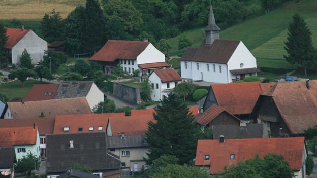 Das Dorf Thalheim