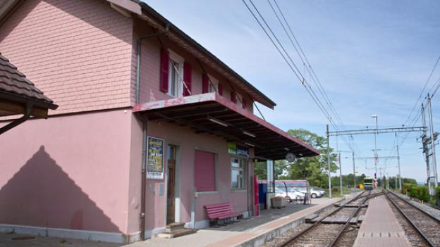 Bahnhof Lommiswil