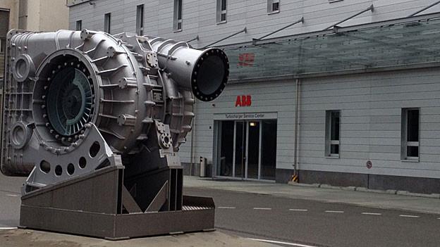 Die ABB Schweiz feiert das 90-Jahr-Jubiläum des Turbolader-Testcenters. Hier investiert die ABB nun 13 Millionen Franken.
