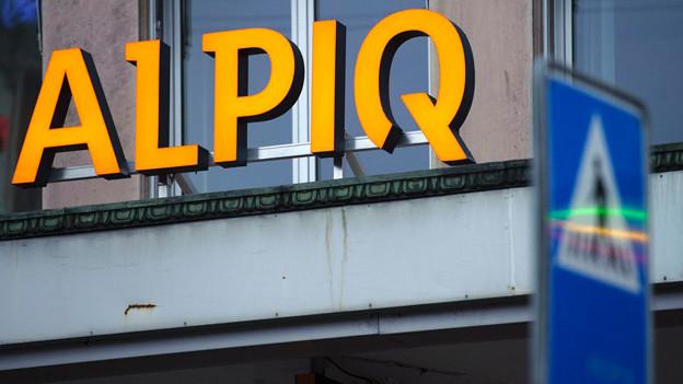 Alpiq ist weiterhin in Schieflage.